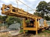Atlas Copco/Schramm track mounted rig Fully refurbished – Custom Built