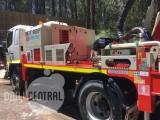 2010 Comacchio MCT 450P truck mounted Drill Rig